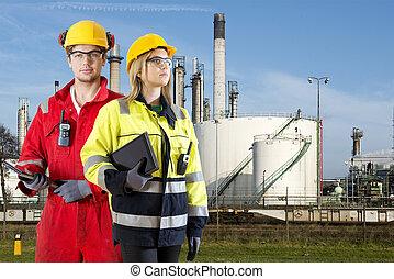 專家, 石油化學產品, 安全