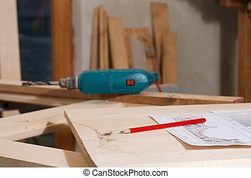 對象, carpenter's