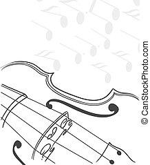 小提琴, 背景