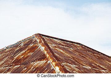 屋頂, 錫