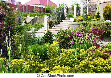 岩石花園, 美麗