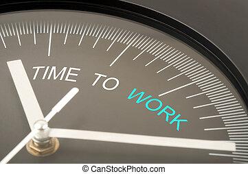 工作, 時間