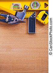 工作, 變化, 背景, 木制, 工具, 維護, conc