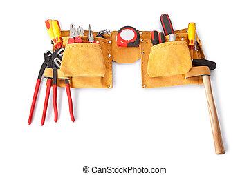 工具, 各種各樣, toolbelt