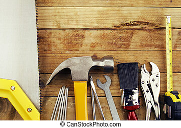 工具, 工作