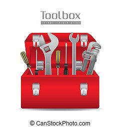 工具, 插圖
