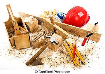工具, carpenter's