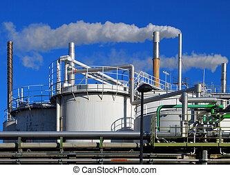 工業, 化學制品