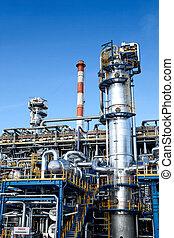 工業, 設備, 油