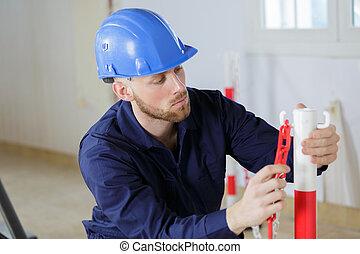 工程師, 建築工地