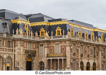 巴黎, 凡爾賽, 法國