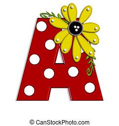 希腊語的第一個字母, 向日葵, 葡萄樹