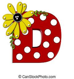 希腊語的第一個字母, 向日葵, d, 葡萄樹