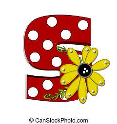 希腊語的第一個字母, 向日葵, s, 葡萄樹