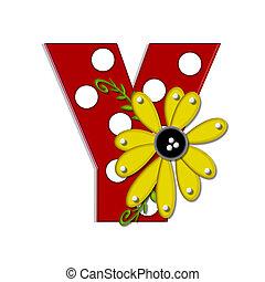 希腊語的第一個字母, 向日葵, y, 葡萄樹