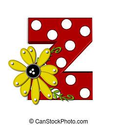 希腊語的第一個字母, 向日葵, z, 葡萄樹