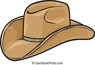 帽子, 牛仔