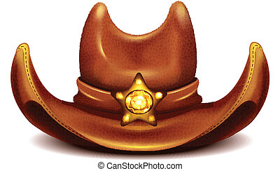 帽子, 郡長