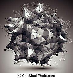 幾何學, 對象, 摘要, 3d