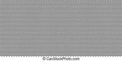 幾何學, 柵格, 圖案, 單色, 結構, 不規則, 濾網, 摘要