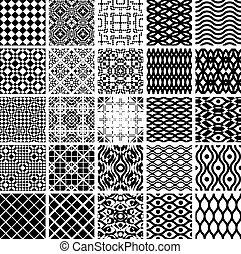 幾何學, 集合, patterns., seamles