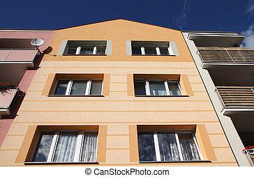建築物, 公寓