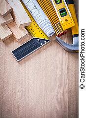 建築物, ver, 垂直, 工作, 木制, 變化, 板, 工具