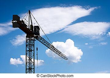 建築用起重機
