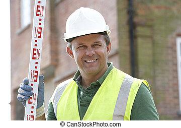 建設工人, 藏品, 措施