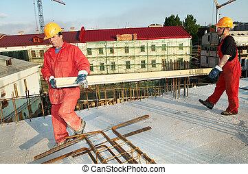 建設, 建造者, 站點, 二