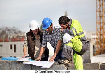 建設, 監管人, 解決問題