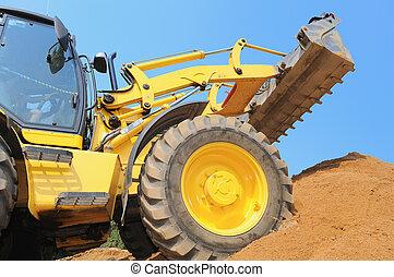 建造工作, loader