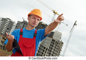 建造者, 剪貼板, 工人