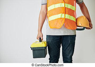 建造者, 工具箱, hardhat