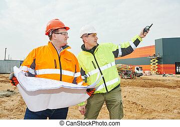 建造者, 建設工人
