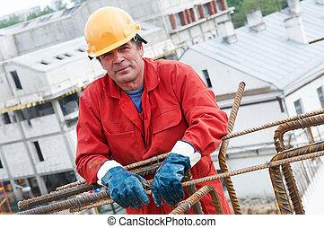 建造者, 建設工人, 站點