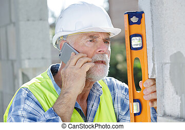 建造者, 站點, 電話, 流動, 使用