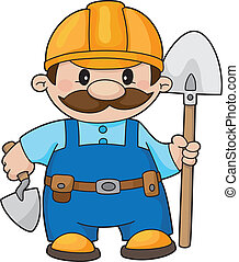 建造者, 鏟