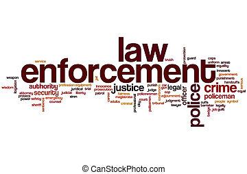 強制執行, 法律, 詞, 雲