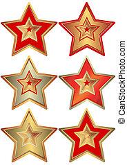 彙整, 星, (vector)
