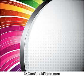 彩虹, 設計