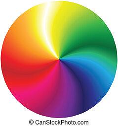彩虹, 2, 摘要