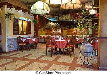 意大利語, 餐館