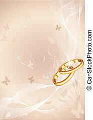 戒指, 婚禮, 設計