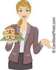房地產代理人
