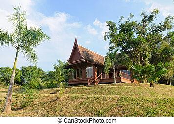房子, 泰國, 風格