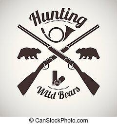 打獵, 象征