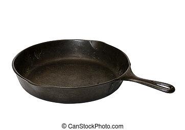 投, 煮鍋, 被隔离, 鐵