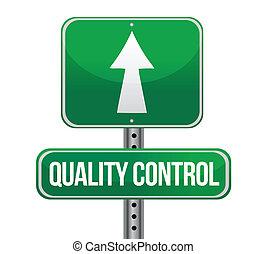 控制, 概念, 簽署, 交通, 質量, 路