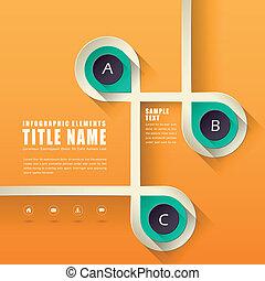 摘要設計, infographics